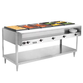 Vollrath 5-Well Hot Food Station (VOL38105)