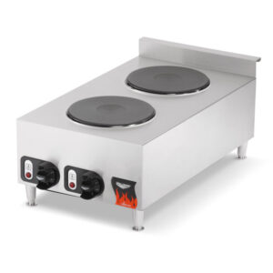 Vollrath Cayenne Two-Burner Electric Hotplate (40739)