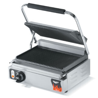 Vollrath Cayenne Cast Iron Plate Sandwich Press, Panini Style (40794C)