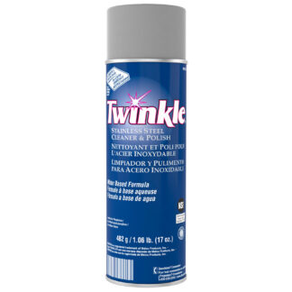 Diversey Twinkle Stainless Steel Cleaner & Polish (991224)