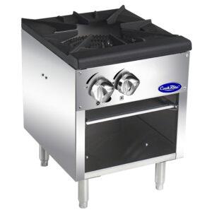 Atosa Single Stock Pot Burner, NG (ATSP181)