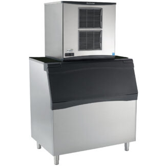 Scotsman 1,000lb Modular Cube Ice Machine with Bin (C1030)