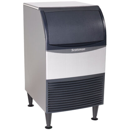 Scotsman Essential Ice 100lb Self-Contained Under Counter Cuber with Storage (CU0920)