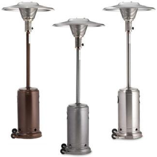 Crown Verity Portable Patio Heaters, LP (CV2650)