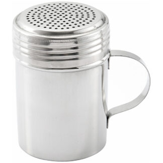 Winco Stainless Steel Dredge, 10 oz. with Handle (DRG10)