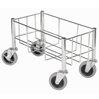Winco Wire Dolly for Slender Trash Can (DWR1708)