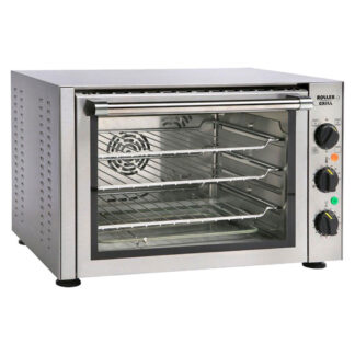 Equipex 208 Volt Countertop Convection Oven with Broiling Feature (FC33)