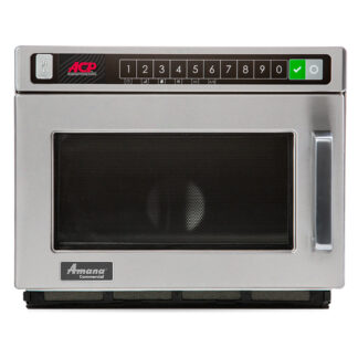 Amana Heavy Volume Programmable Commercial Microwave (HDC182)