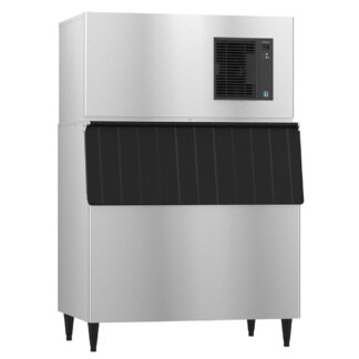 Hoshizaki 500 lb Stackable Square Cuber Icemaker, Air-Cooled (IM500SAB)