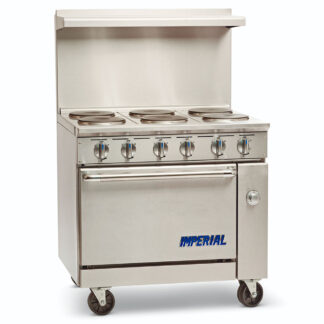 "Imperial 36"" Electric Range (IR6E)"