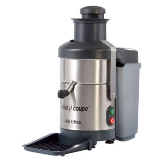 Robot Coupe Automatic Centrifugal Juicer, 1 HP (J80 Ultra)