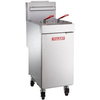 Vulcan Economy 35-40 lb. Freestanding Gas Fryer (LG300)