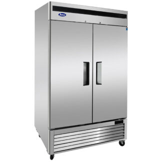 Atosa 46 cu. ft. Bottom Mount Two Door Freezer (MBF8503GR)