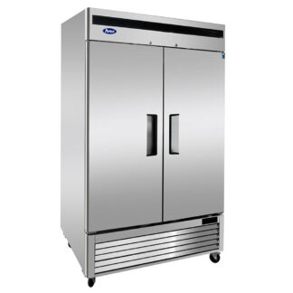 Atosa 46 cu. ft. Bottom Mount Two Door Cooler (MBF8507GR)