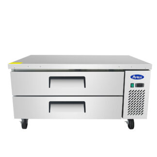 "Atosa 48"" Refrigerated Chef Base (MGF8450GR)"