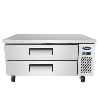 "Atosa 52"" Refrigerated Chef Base (MGF8451GR)"