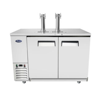 "Atosa 58"" Direct Draw Beer Dispenser/Cooler (MKC58GR)"