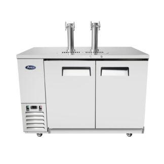 "Atosa 58"" Direct Draw Beer Dispenser/Cooler (MKC58GR)"