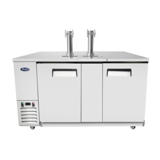 "Atosa 68"" Direct Draw Beer Dispenser/Cooler (MKC68GR)"