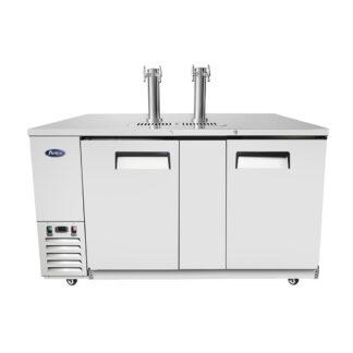 "Atosa 68"" Direct Draw Beer Dispenser/Cooler (MKC68GR)"
