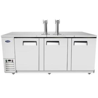 "Atosa 90"" Direct Draw Beer Dispenser/Cooler (MKC90GR)"