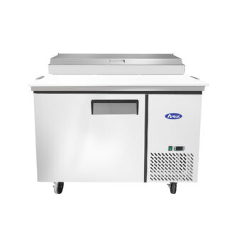 "Atosa 44"" Pizza Prep Table (MPF8201GR)"