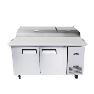 "Atosa 67"" Pizza Prep Table (MPF8202GR)"