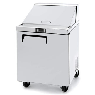 "Atosa 27"" Sandwich Prep Table (MSF8301GR)"