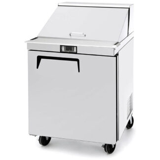 "Atosa 27"" Mega Top Sandwich Prep Table (MSF8305GR)"