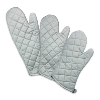 Winco Oven Mitts, Silicone Coated (OMS)