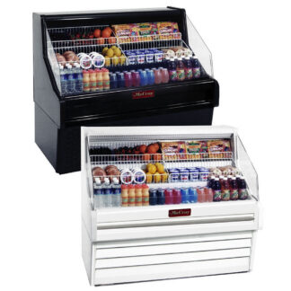 "Howard McCray Ovation Open Merchandisers, Multi-Purpose, 44"" High, Endless Design (OS30E)"