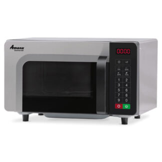 Amana Low Volume 1000W Programmable Commercial Microwave (RMS10TSA)