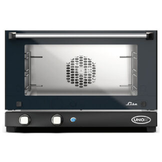 "Unox ""Lisa"" Half-Size Convection Oven, 3 Shelves (XAF013)"