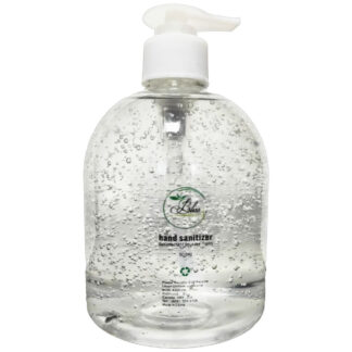 Levon Hand Sanitizer with Pump, 500ml (HS1L)