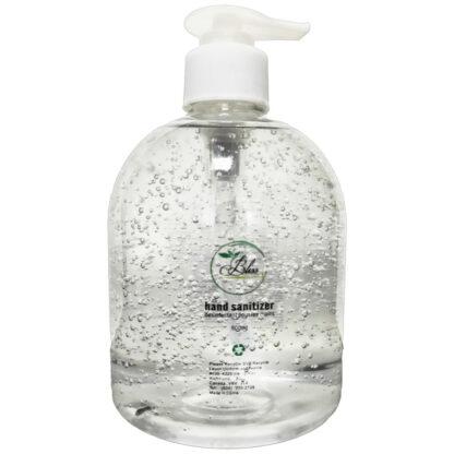 Levon Hand Sanitizer with Pump, 500ml (HS1L)