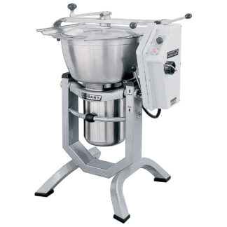 Hobart 5 HP Cutter Mixer, 45 Quart (HCM450)