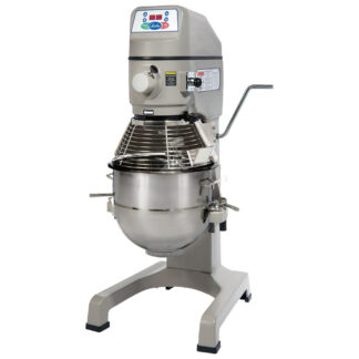 Globe 1 HP, 30 Quart Planetary Floor Mixers (SP30)