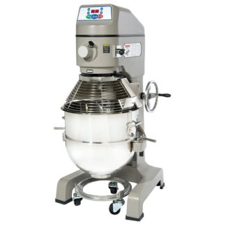 Globe 3 HP, 60 Quart Planetary Floor Mixer (SP60)