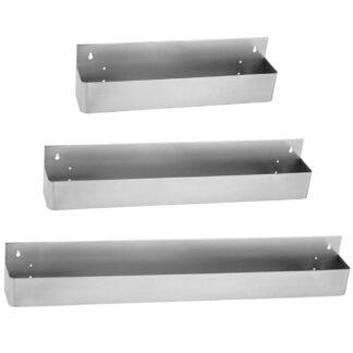 Winco Single Bar Speed Rails, Stainless Steel (SPR)