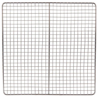 Winco 13″ x 13″ Universal Fryer Screen, Chromed Plated (FS1313)