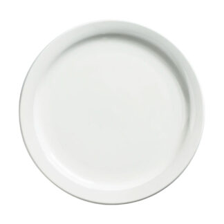 "Browne Palm Porcelain 6.5"" Side Plate (563962)"