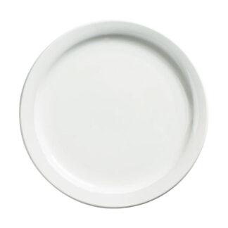 "Browne Palm Porcelain 6.5"" Side Plate (563962)"