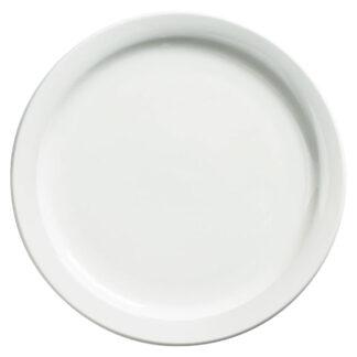 "Browne Palm Porcelain 7.25"" Dinner Plate (563963)"