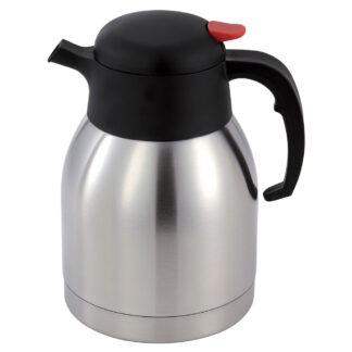 Winco 1.5L Stainless Steel Lined Insulated Carafe (CF1.5)