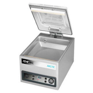 "Eurodib Atmovac Chamber Vacuum Packaging Machine, 11"" Seal Bar (Arctic11)"