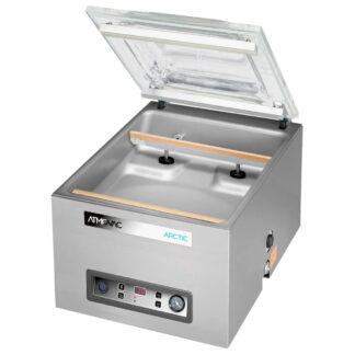 "Eurodib Atmovac Chamber Vacuum Packaging Machine, Two 16"" Seal Bars (Arctic16D)"