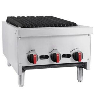 "BakeMax America 18"" Radiant Gas Charbroiler (BACGG18)"