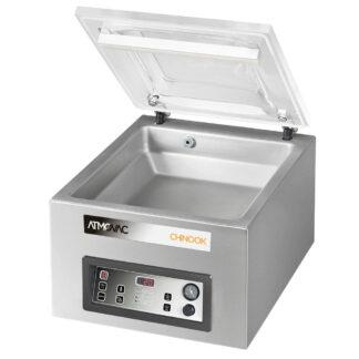 "Eurodib Atmovac Chamber Vacuum Packaging Machine, 14"" Seal Bar (Chinook14)"