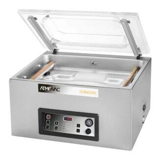 "Eurodib Atmovac Chamber Vacuum Packaging Machine, Two 16"" Seal Bars (Chinook16D)"