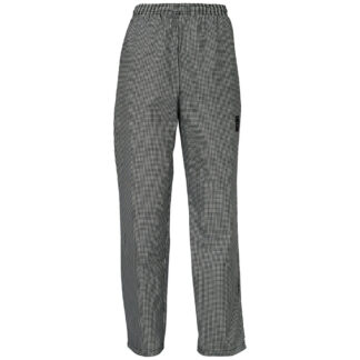 Winco Chef Pants, Houndstooth (UNF4K)